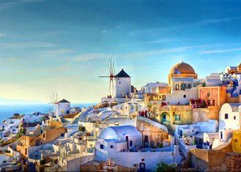 Tour de 5 días en Mykonos y Santorini